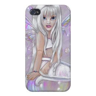 White Fairy iPhone Case iPhone 4 Cases