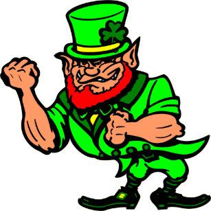 Fighting Irish Stickers Zazzle Ca