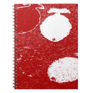 white fish notebooks