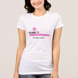 White (Fitness Coach) T T-Shirt