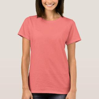 White Fleur de Lis on Women's T-Shirt