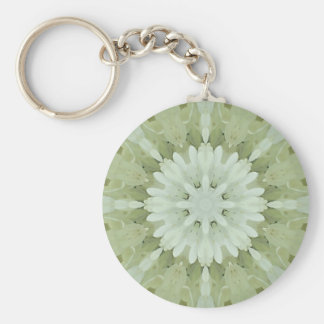 white floral abstract engagement wedding home art keychain