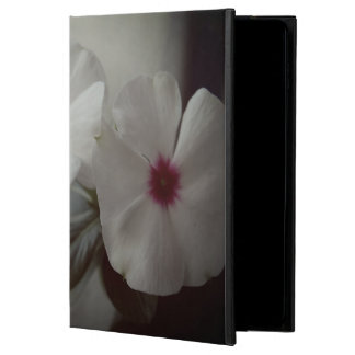 White Floral  iPad Air 2 Case with No Kickstand