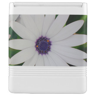 White Flower Igloo Can Cooler (24 Can)