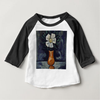 White Flower - Marsden Hartley Baby T-Shirt