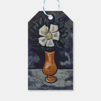White Flower - Marsden Hartley Gift Tags