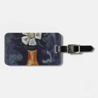 White Flower - Marsden Hartley Luggage Tag