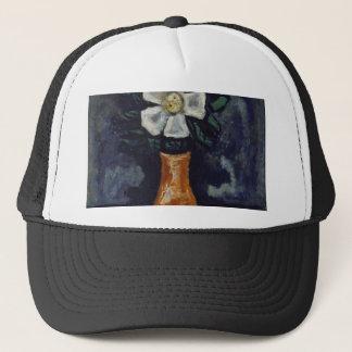 White Flower - Marsden Hartley Trucker Hat