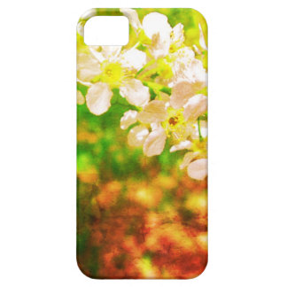 White flowers iPhone5 iPhone 5 Covers