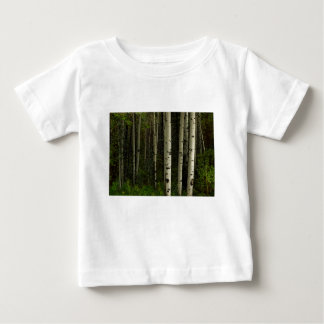 White Forest Baby T-Shirt