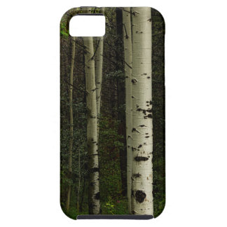 White Forest Case For The iPhone 5