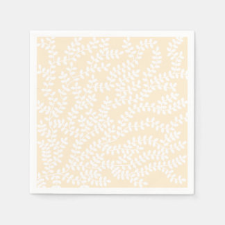 White Forest Disposable Napkin