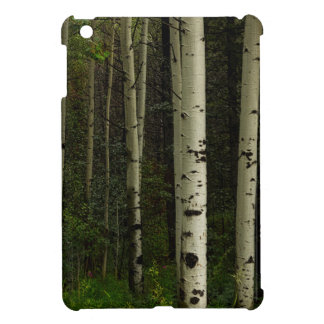 White Forest iPad Mini Case