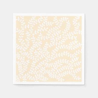 White Forest Napkin