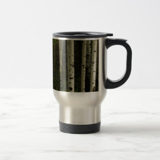 White Forest Travel Mug