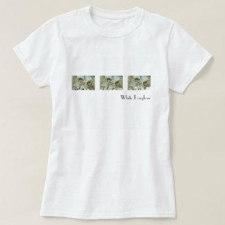 White Foxglove T-Shirt