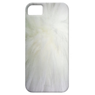 White fur pattern iPhone 5 cases