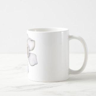 White Gardenia Bud 201711g Coffee Mug