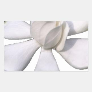 White Gardenia Bud 201711g Sticker