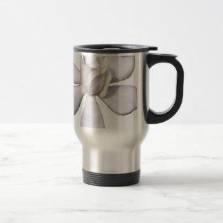White Gardenia Bud 201711g Travel Mug
