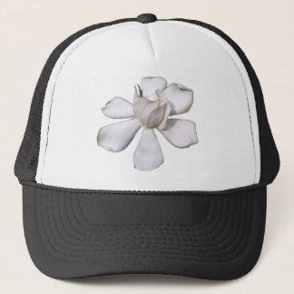 White Gardenia Bud 201711g Trucker Hat