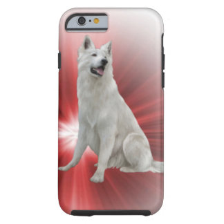 White German Shepherd Tough iPhone 6 Case