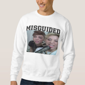 White Girl Mob Crewneck Sweatshirt