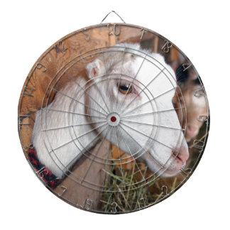 White Goat Dartboard
