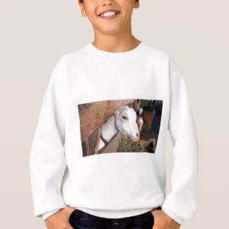 White Goat Sweatshirt