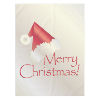 White gold Christmas Tablecloth