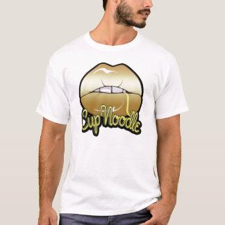 white gold lips T-Shirt