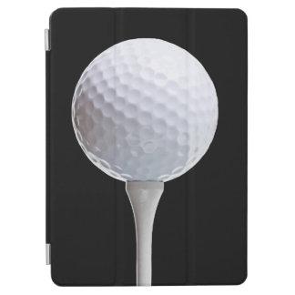 White Golf Ball Sports Template iPad Air Cover