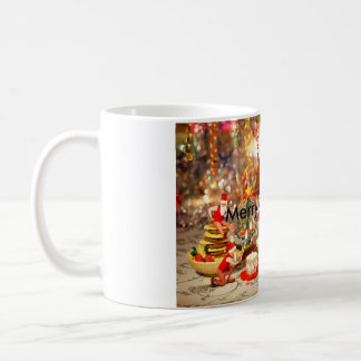 White goodwill coffee mug