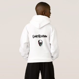 White GR Jumper For Youth Sizes