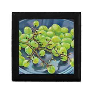 White Grapes Gift Box