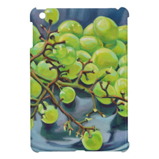 White Grapes iPad Mini Cover