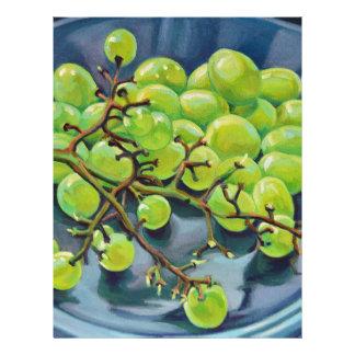White Grapes Letterhead
