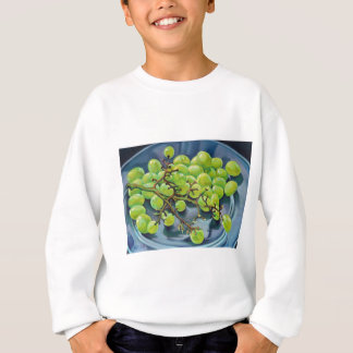 White Grapes Sweatshirt
