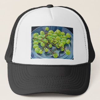 White Grapes Trucker Hat