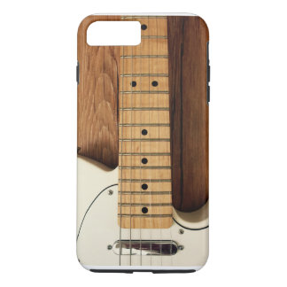 White Guitar iPhone 7 Plus Case