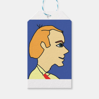 white guy gift tags