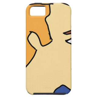white guy iPhone 5 case