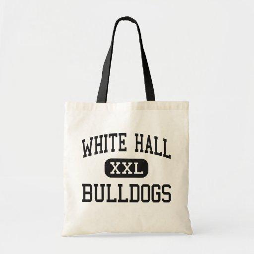 White Hall - Bulldogs - Senior - White Hall Tote Bag
