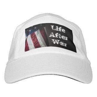 White Hat- Flag- Life After War Hat