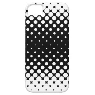 White Holes Background Case For The iPhone 5