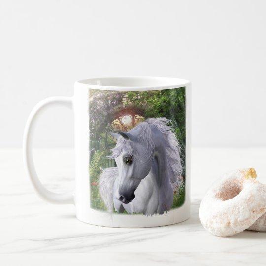 White Horse 11oz Classic Mug, See Options Coffee Mug
