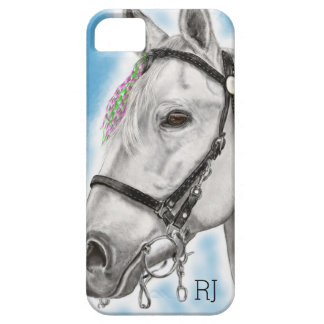 White Horse Case For The iPhone 5