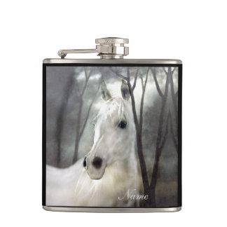 White Horse Flasks