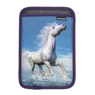 White horse freedom - 3D render iPad Mini Sleeve