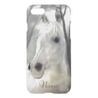 White Horse iPhone 8/7 Case
